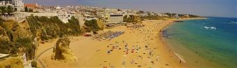 Portugal, Albufeira, Beach