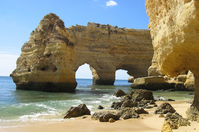 Need a holiday in Algarve Praia da Marinha beach
