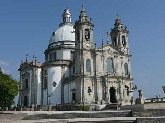 Braga, Basilica of Sameiro