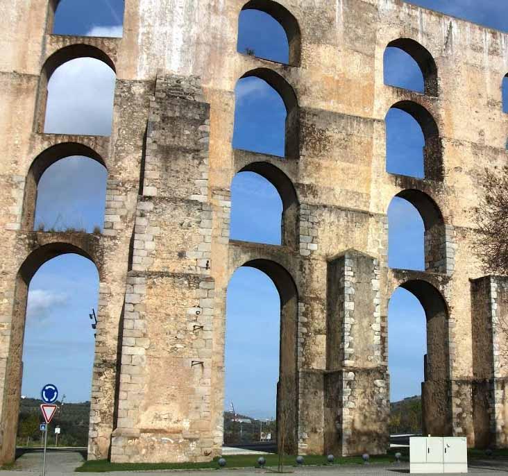 Elvas Roman Aqueduct