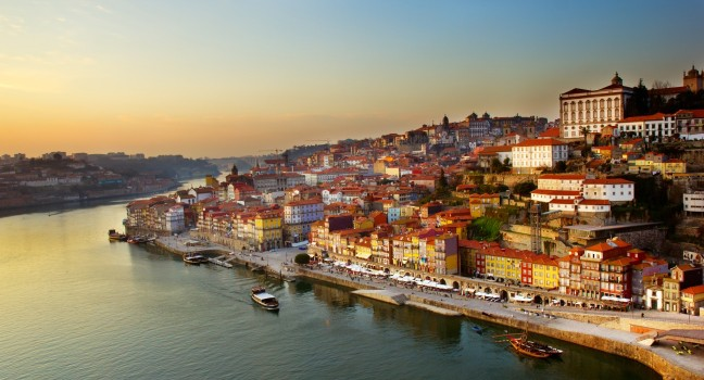 Porto and Douro river